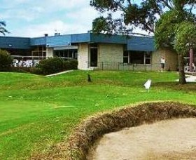 Vincentia Golf Club - Accommodation Brisbane