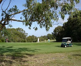 Leongatha Golf Club - Accommodation Brisbane