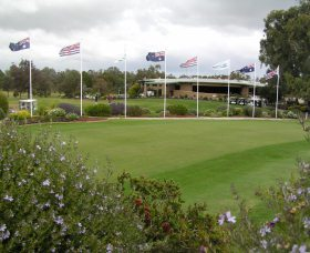 Tocumwal Golf Club - Accommodation Brisbane