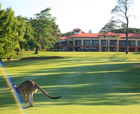 Royal Canberra Golf Club - Accommodation Brisbane