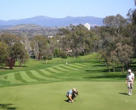 Fairbairn Golf Club - Accommodation Brisbane