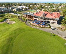 Patterson River Golf Club - Accommodation Brisbane