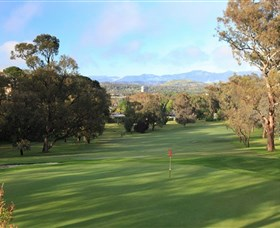Federal Golf Club - Accommodation Brisbane