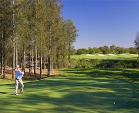 Hunter Valley Golf and Country Club - Accommodation Brisbane