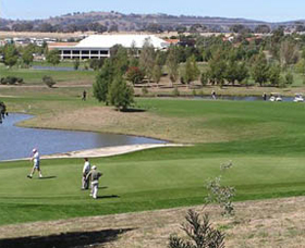 Gungahlin Lakes Golf and Community Club - Accommodation Brisbane