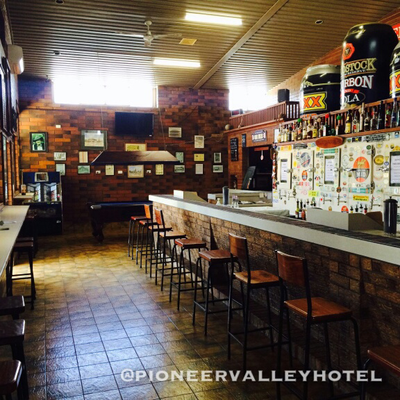 Pioneer Valley Hotel - Accommodation Brisbane