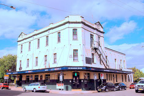 Caledonian Hotel - Accommodation Brisbane