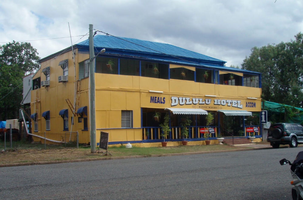 Dululu Hotel - Accommodation Brisbane