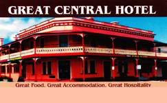 Great Central Hotel - Accommodation Brisbane