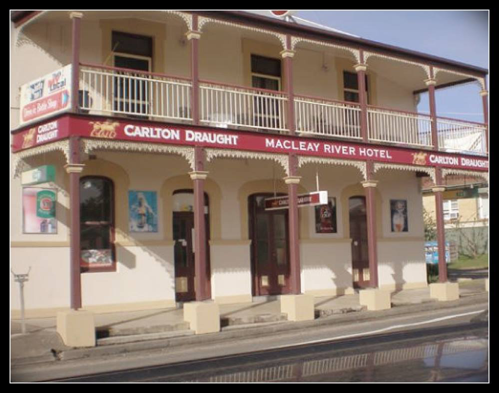 Macleay River Hotel - Accommodation Brisbane