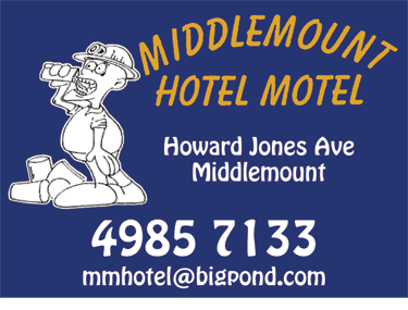 Middlemount Hotel Motel Accommodation - Accommodation Brisbane