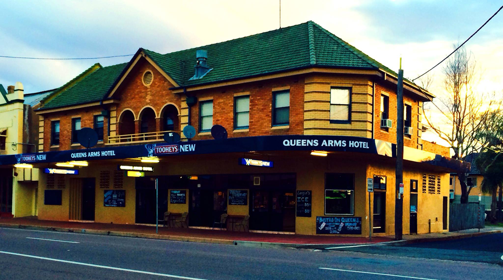 Queens Arms Hotel - Accommodation Brisbane