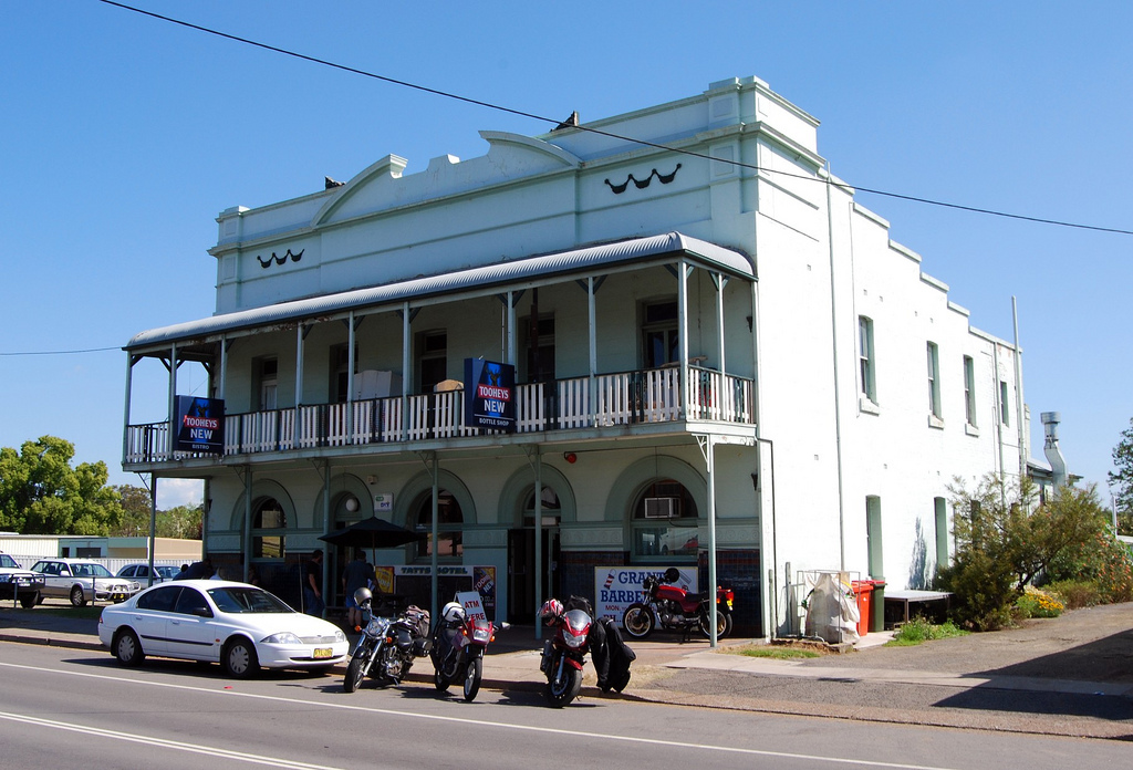 Tattersalls Hotel - Accommodation Brisbane