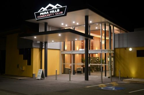 Para Hills Community Club Incorporated - Accommodation Brisbane