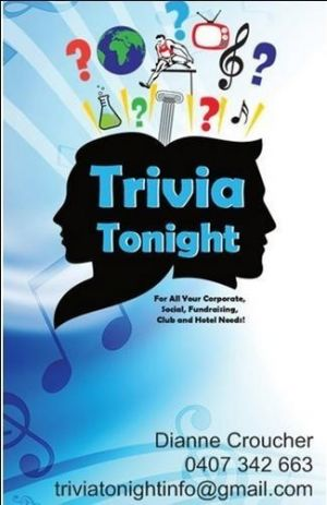 Trivia Tonight - Accommodation Brisbane