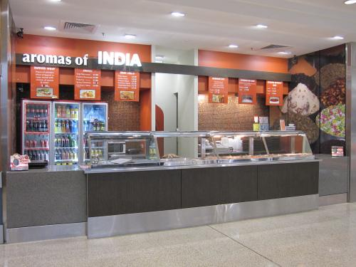 Aromas of India Restaurant
