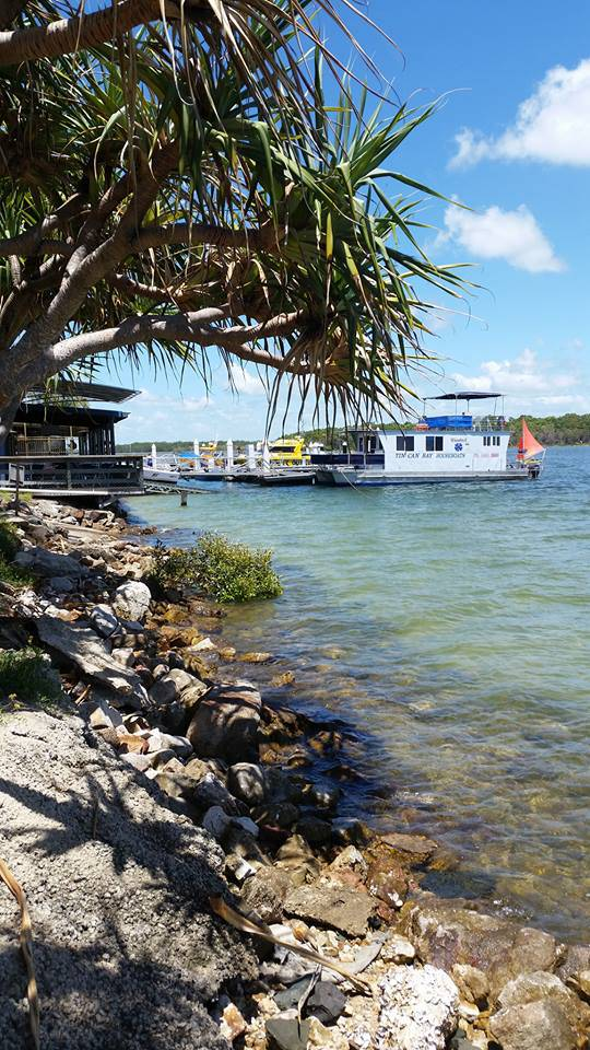 Tin Can Bay Yacht Club Bistro - Accommodation Brisbane