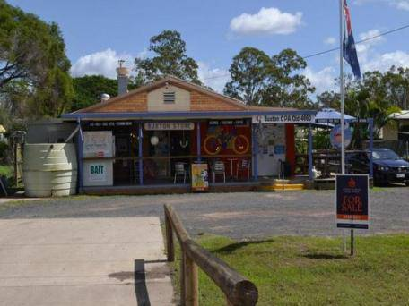 Buxton General Store - Accommodation Brisbane