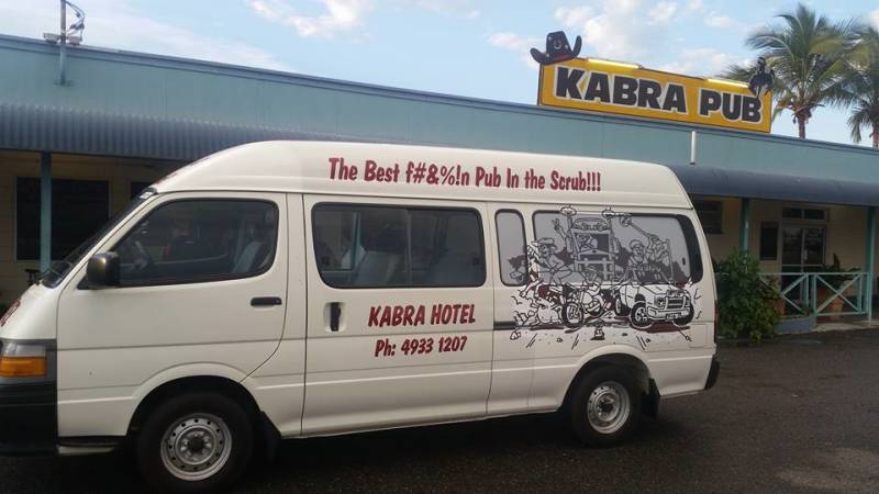 Kabra Hotel - Accommodation Brisbane