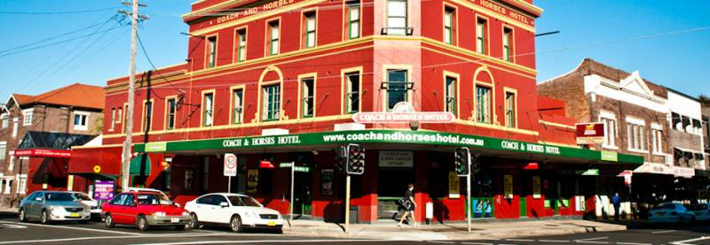 The Coach  Horses Hotel - Accommodation Brisbane
