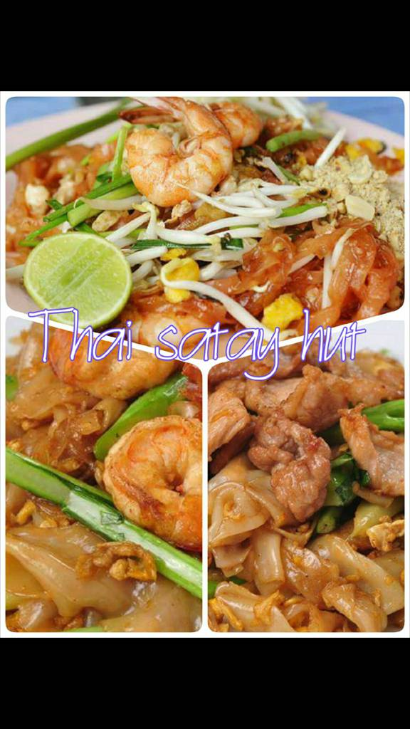 Thai Satay Hut