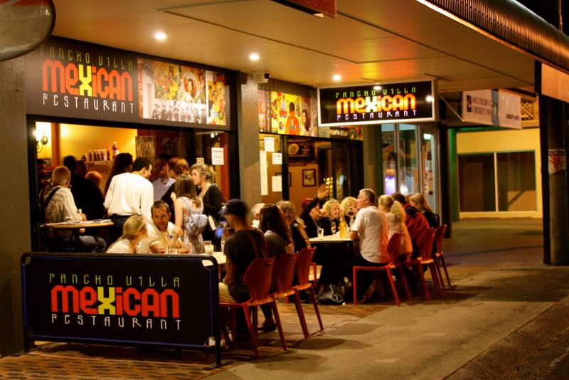 Pancho Villa Mexican Restaurant - Accommodation Brisbane