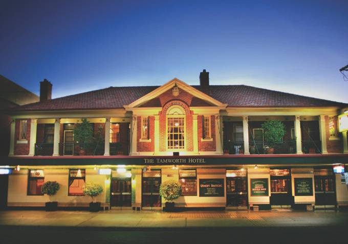 Tamworth Hotel - Accommodation Brisbane