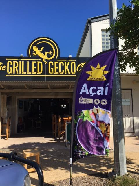 The Grilled Gecko Cafe - Accommodation Brisbane