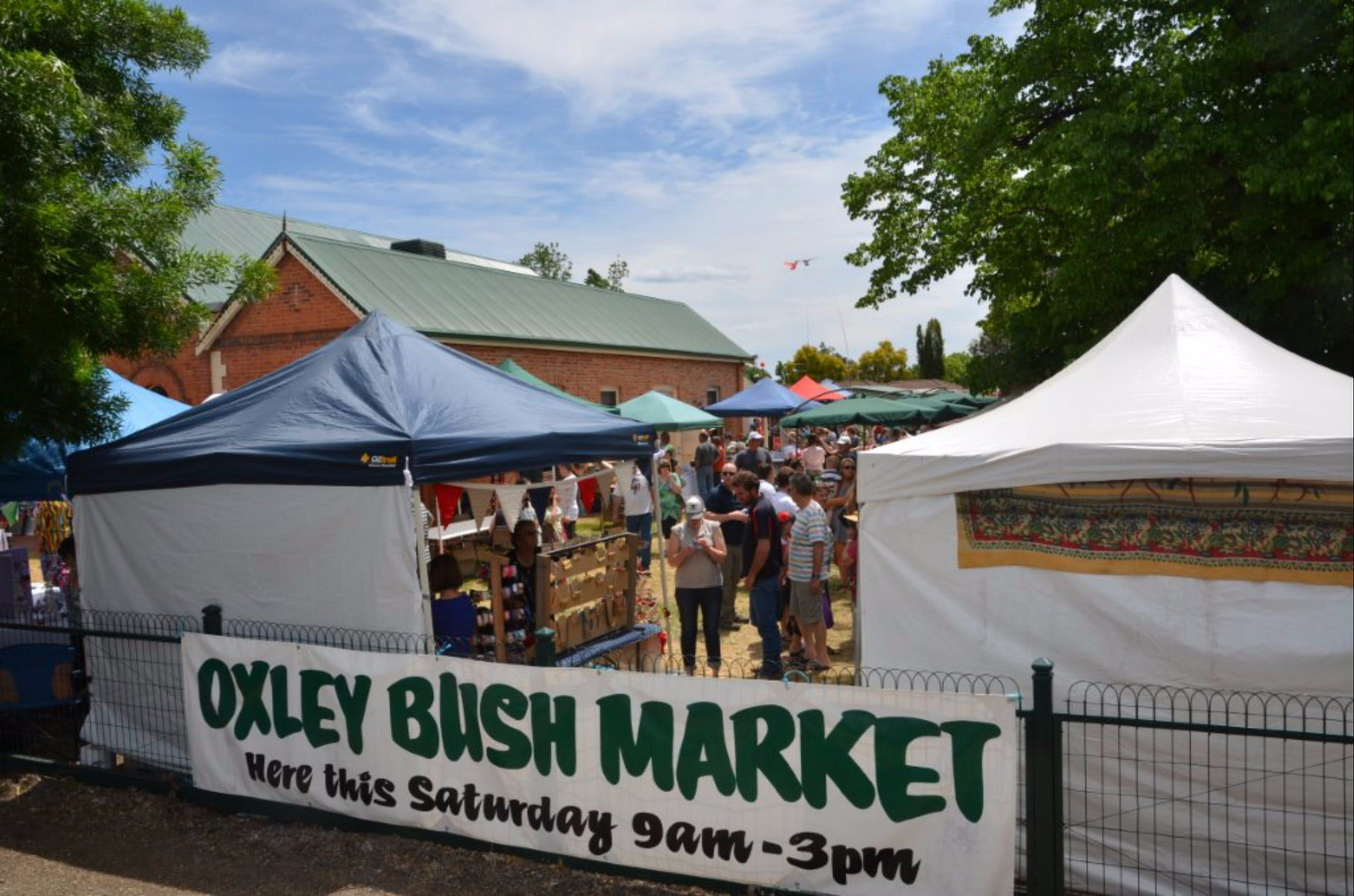 41st Annual Oxley Bush Market - Accommodation Brisbane