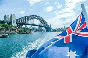 Australia Day Lunch and Dinner Cruises On Sydney Harbour with Sydney Showboats - Accommodation Brisbane