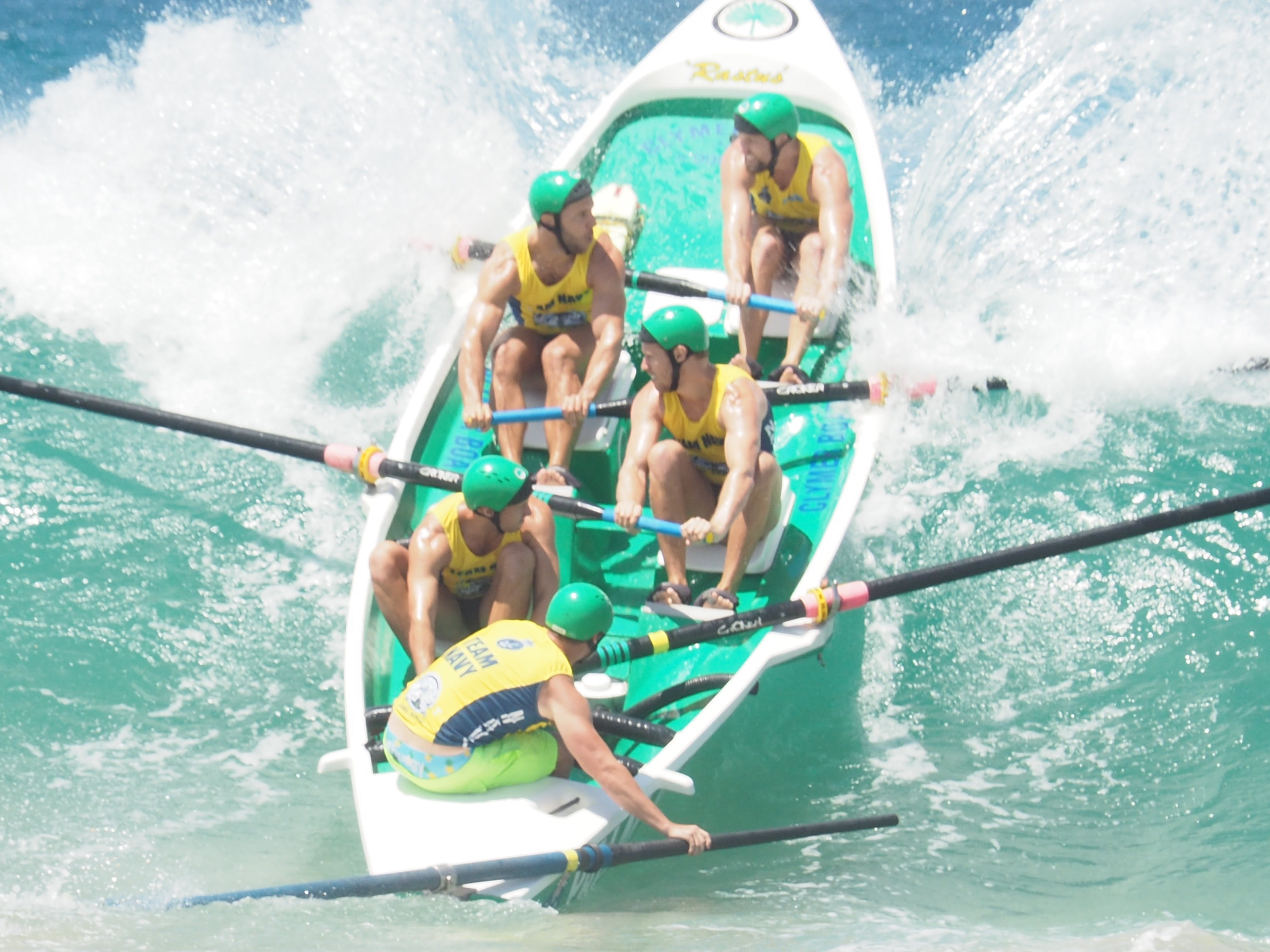 Australian Surf Rowers League Open - Accommodation Brisbane