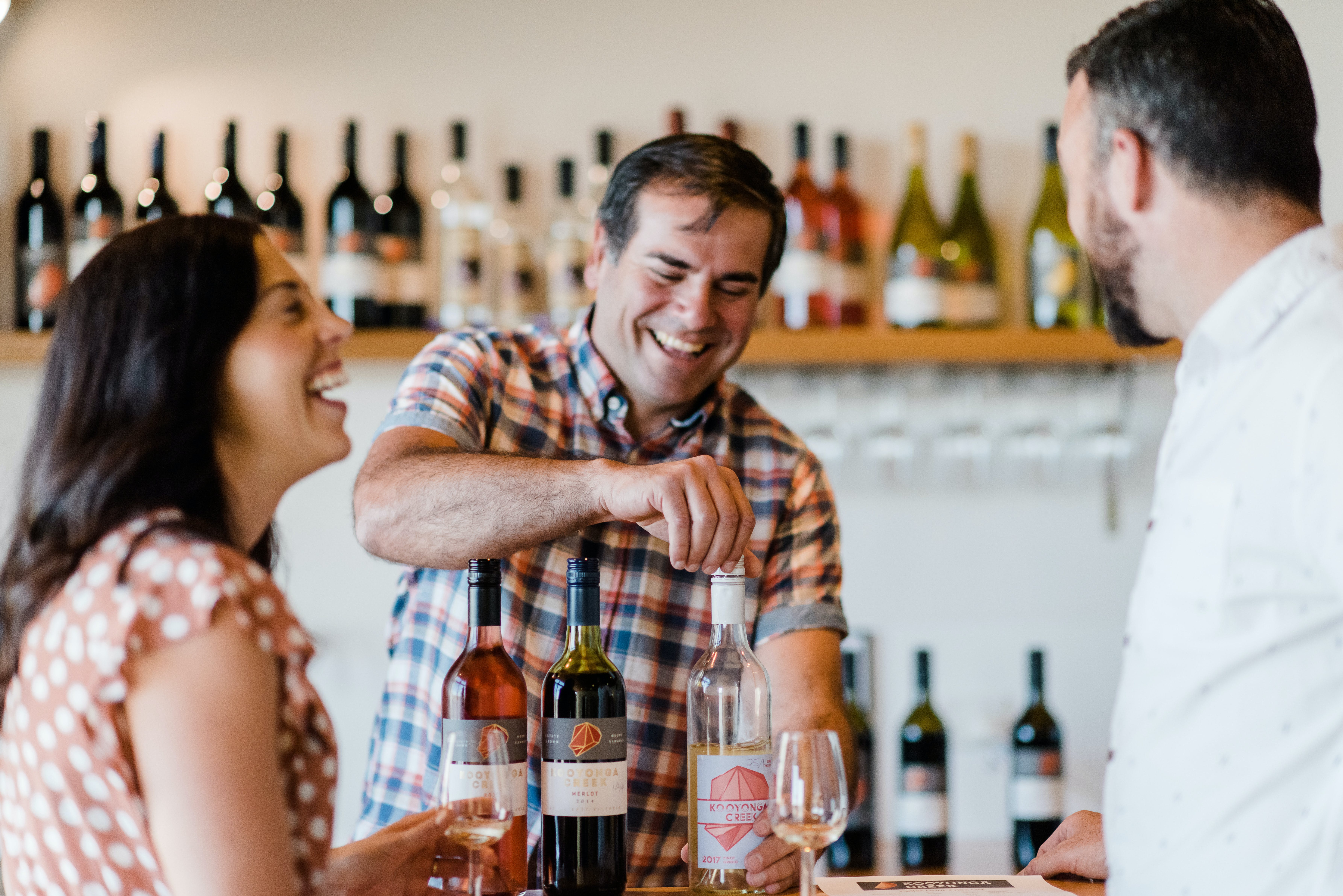 Behind the Wine - For The Wine Enthusiast - Accommodation Brisbane