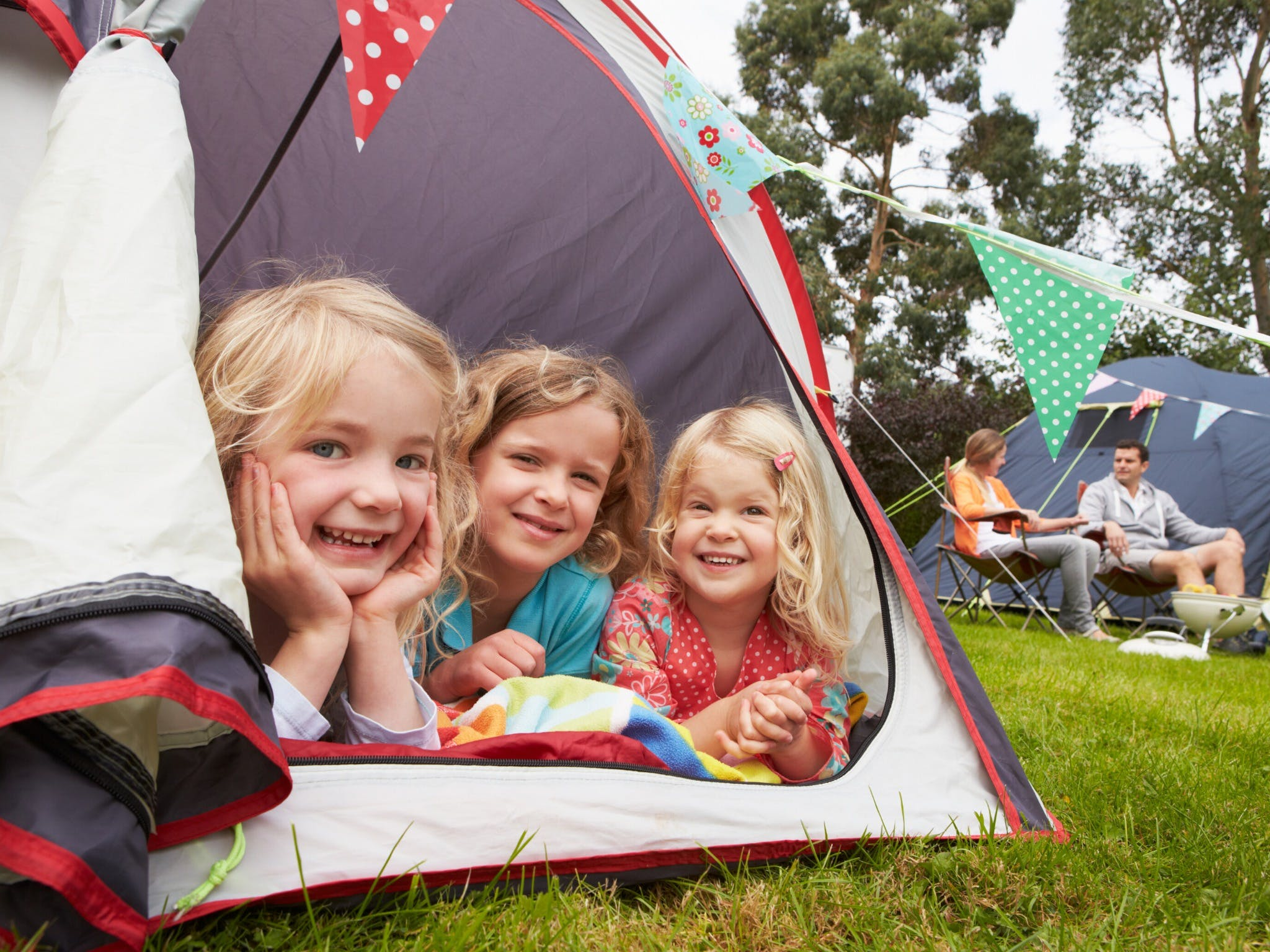 Camp Out In Town - Accommodation Brisbane
