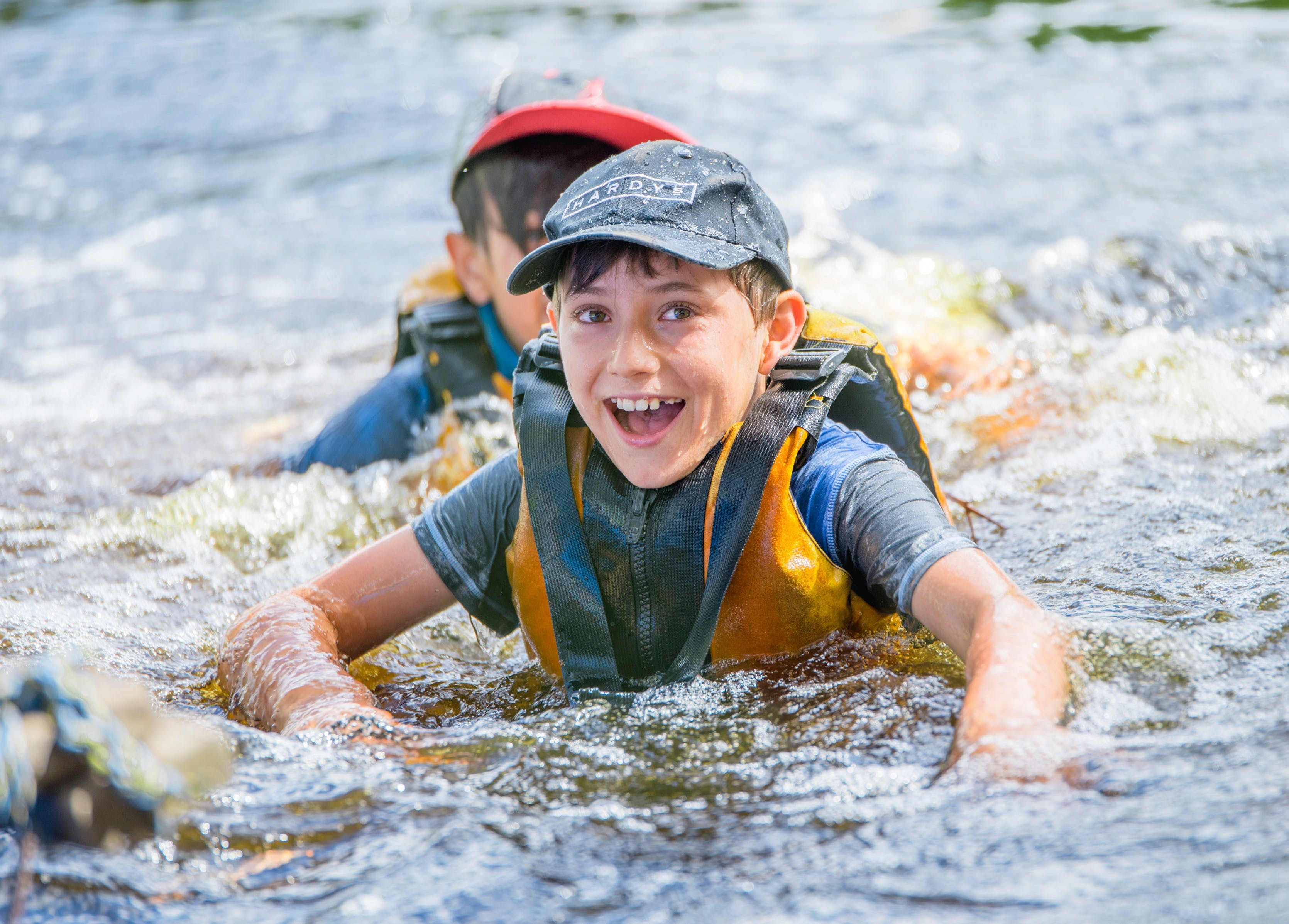 Cave Hill Creek Summer Camp - Accommodation Brisbane