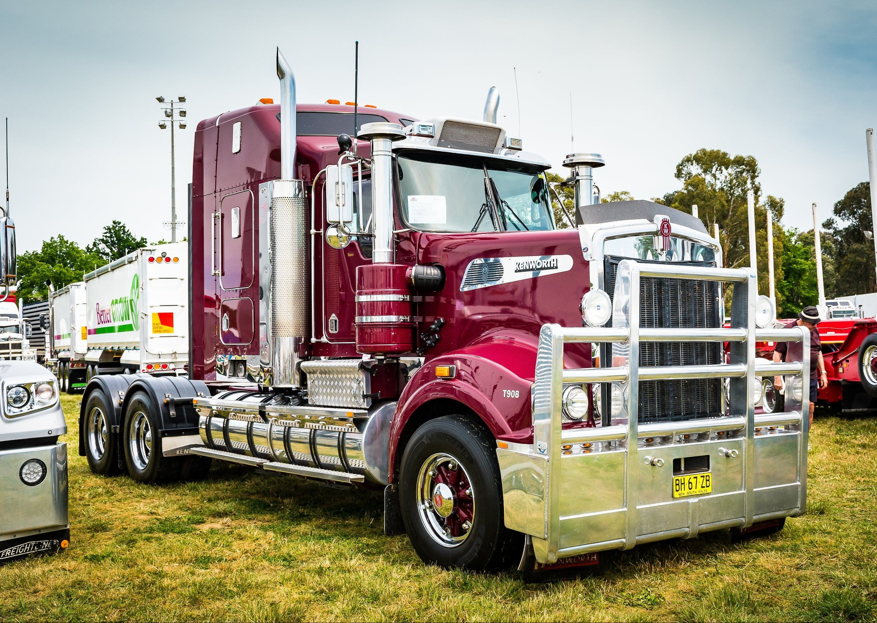 Dane Ballinger Memorial Truck Show - Accommodation Brisbane