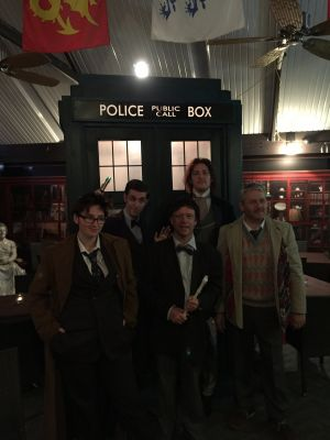 Dr Who Quiz Night - Accommodation Brisbane