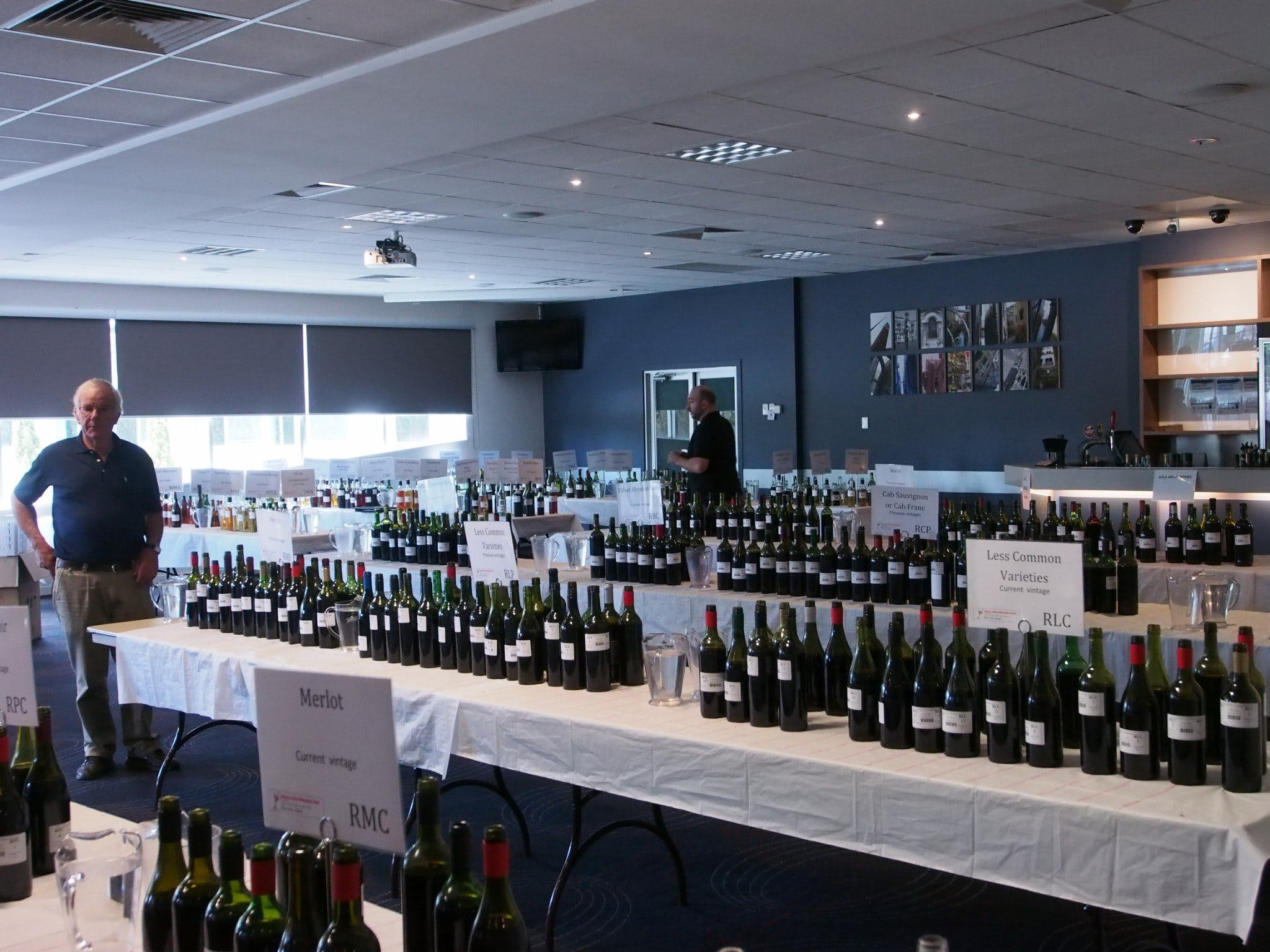 Eltham and District Wine Guild Annual Wine Show - 51st Annual Show - Accommodation Brisbane
