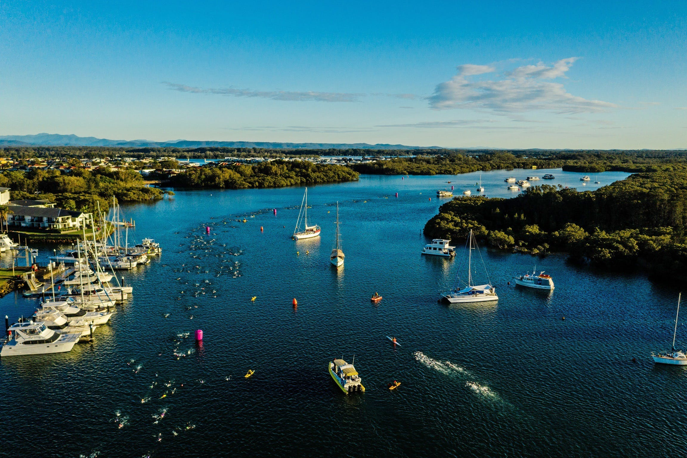 IRONMAN 70.3 Port Macquarie - Accommodation Brisbane