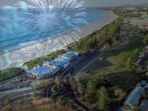 New Years Eve  Steamers Bar and Grill - Accommodation Brisbane