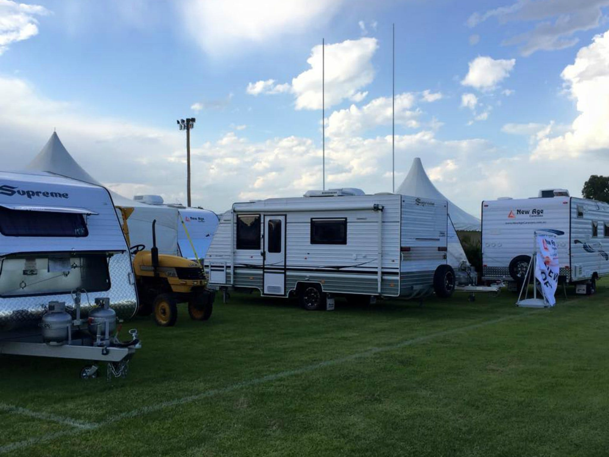 Northern Inland 4x4 Fishing Caravan and Camping Expo - Accommodation Brisbane