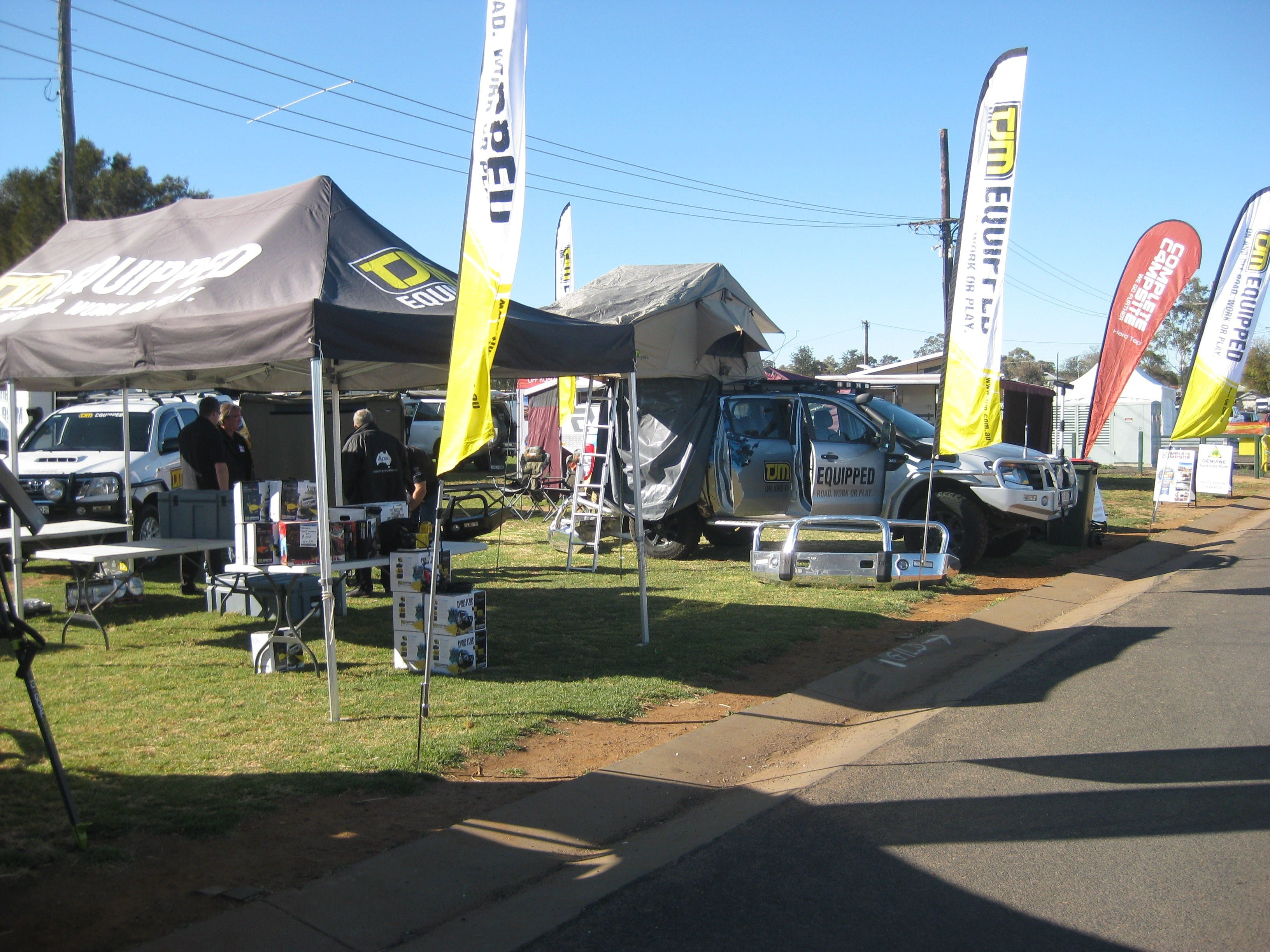 Orana Caravan Camping 4WD Fish and Boat Show - Accommodation Brisbane