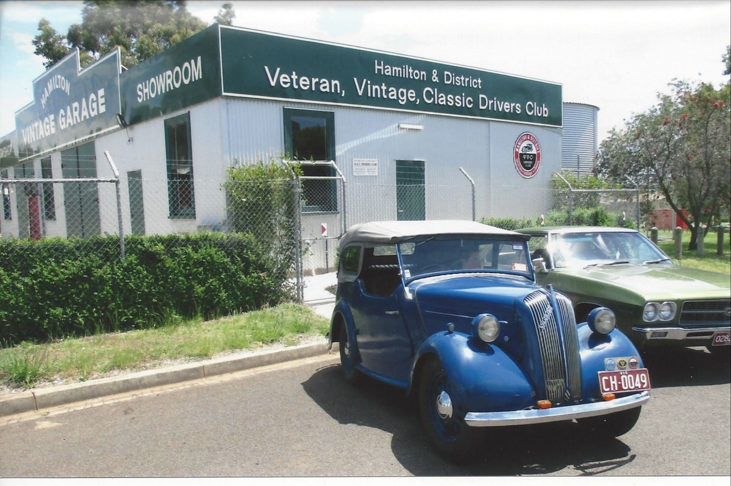 Queens Birthday Veteran Vintage and Classic Car Rally - Accommodation Brisbane