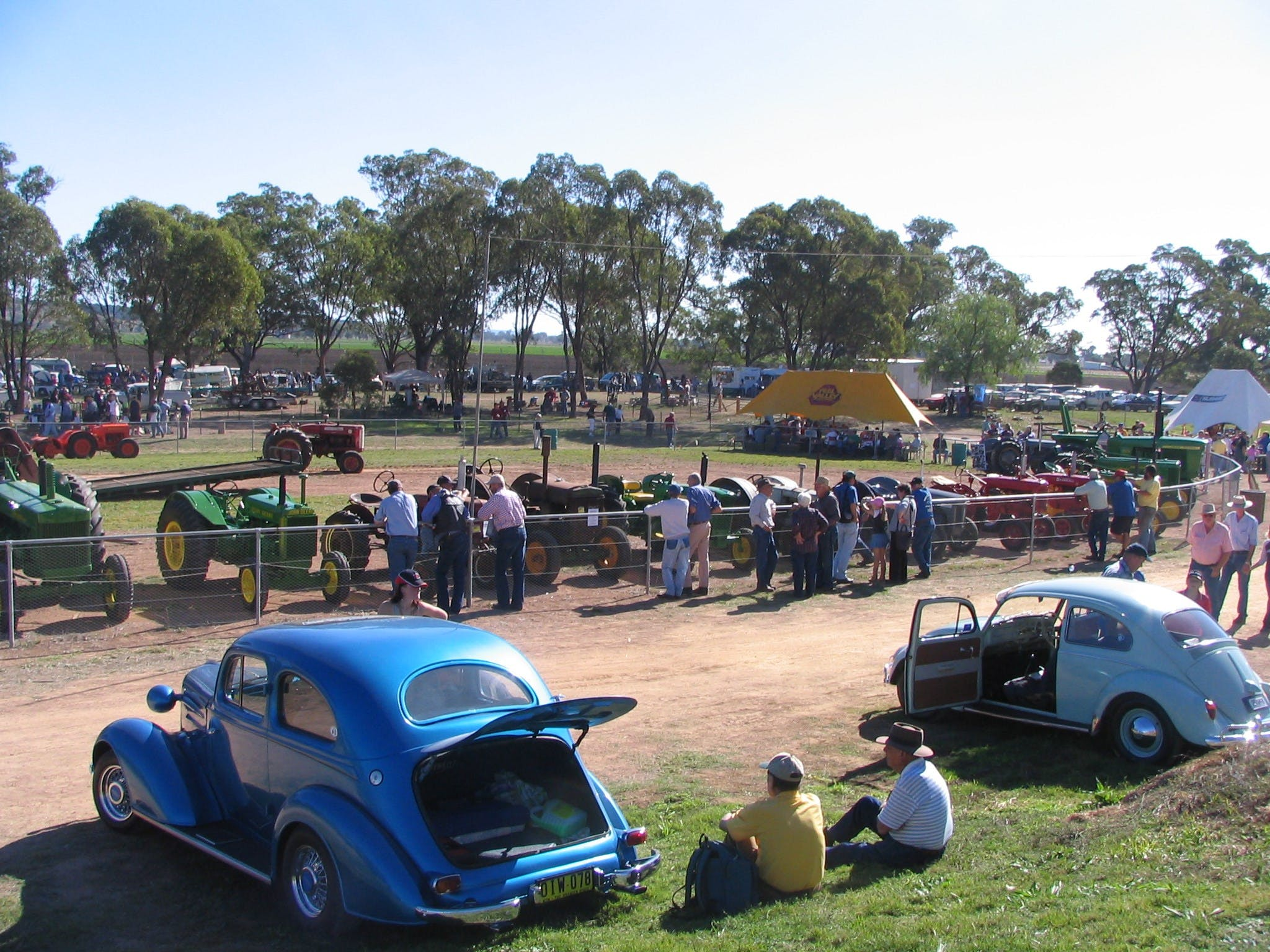 Quirindi Rural Heritage Village - Vintage Machinery and Miniature Railway Rally and Swap Meet - Accommodation Brisbane