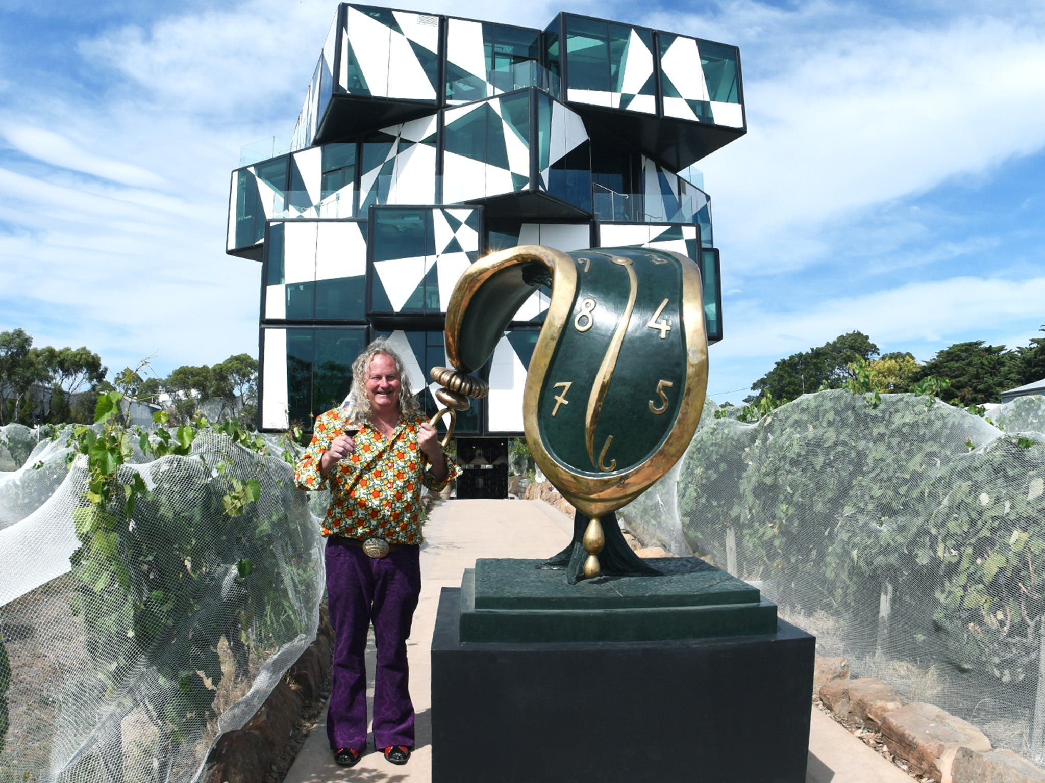 Salvador Dali Sculpture Exhibition - Accommodation Brisbane