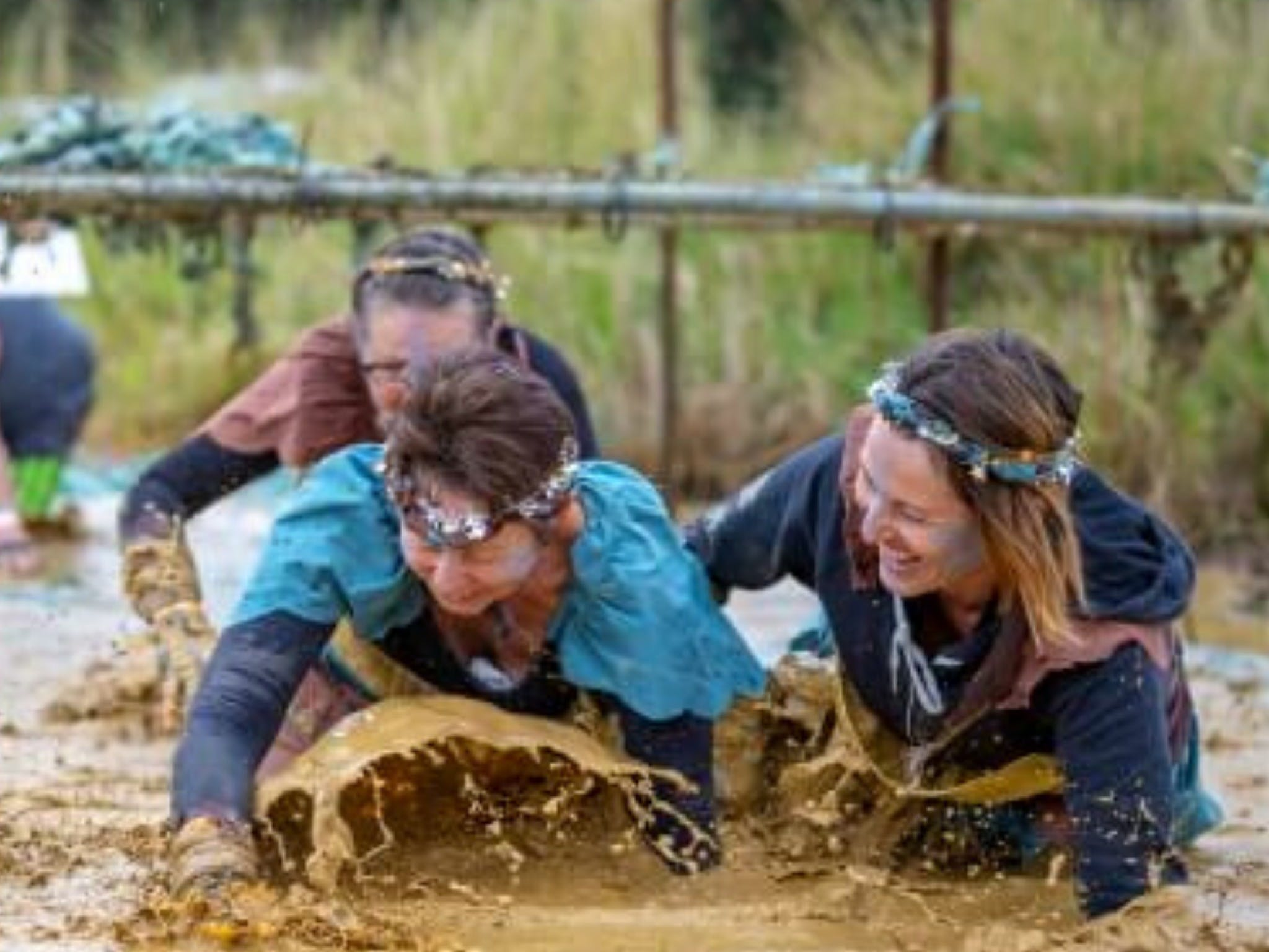 Suck It Up Buttercup Vikings Obstacle Course - Accommodation Brisbane