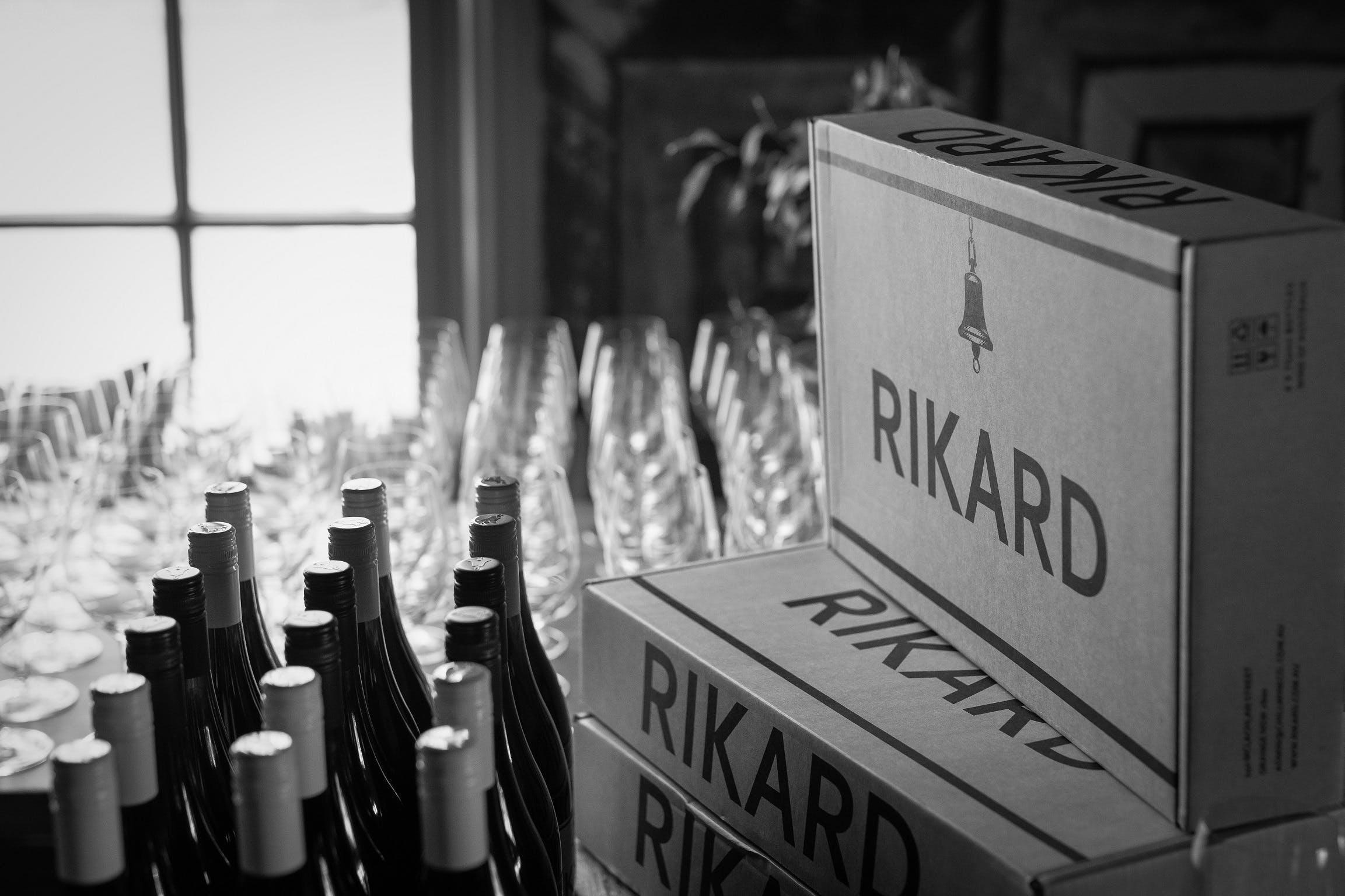 Vin Vertical - Five Years of RIKARD Pinot Noir - Accommodation Brisbane