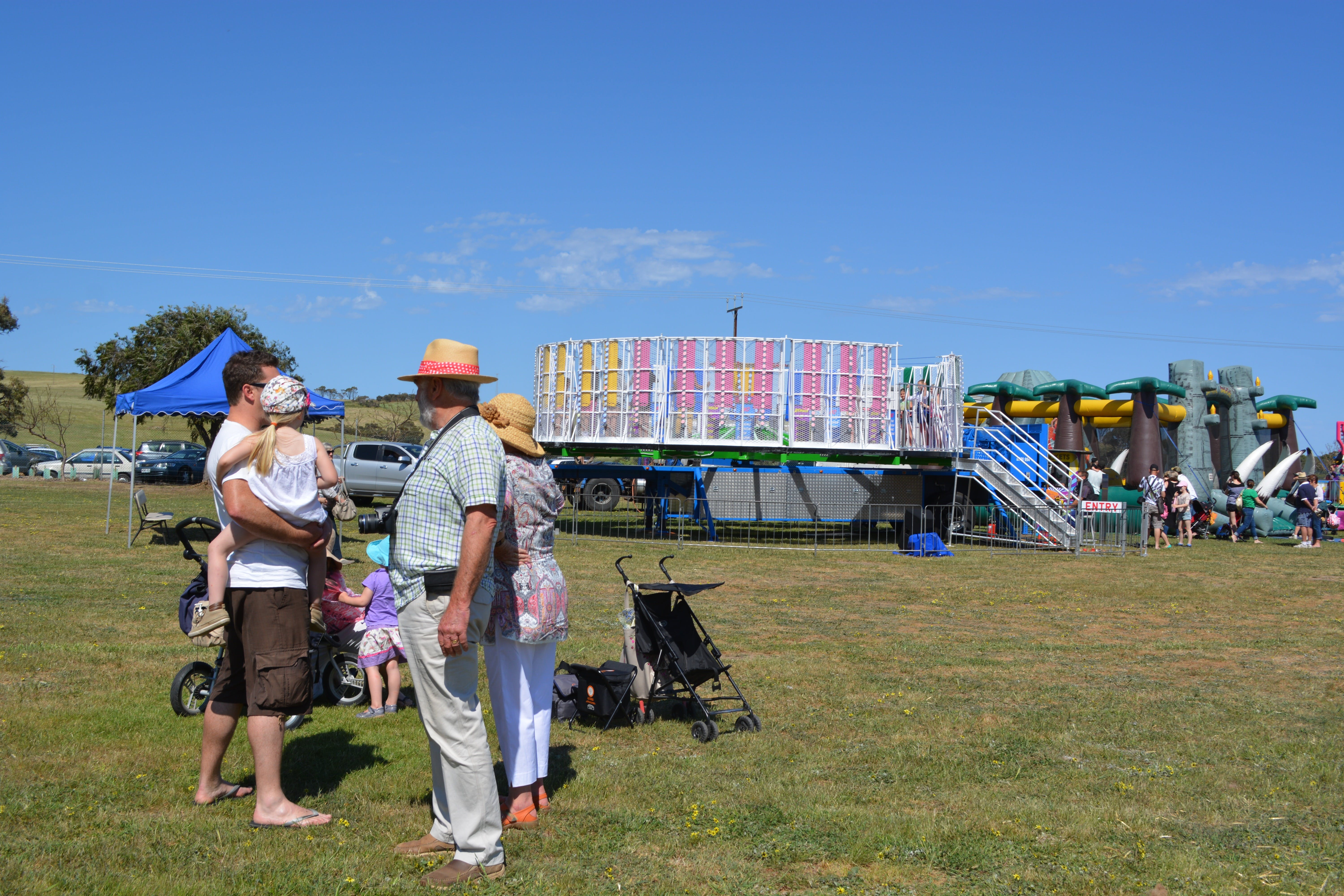 Yankalilla Show - Accommodation Brisbane