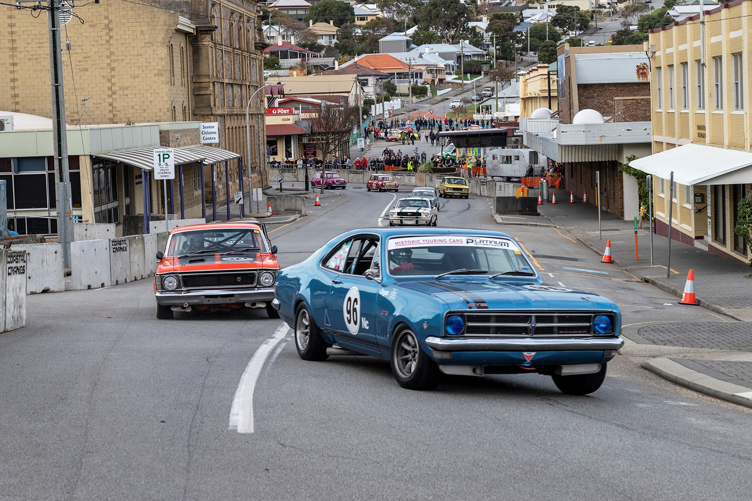 Albany Classic Motor Event - Around the Houses - Accommodation Brisbane