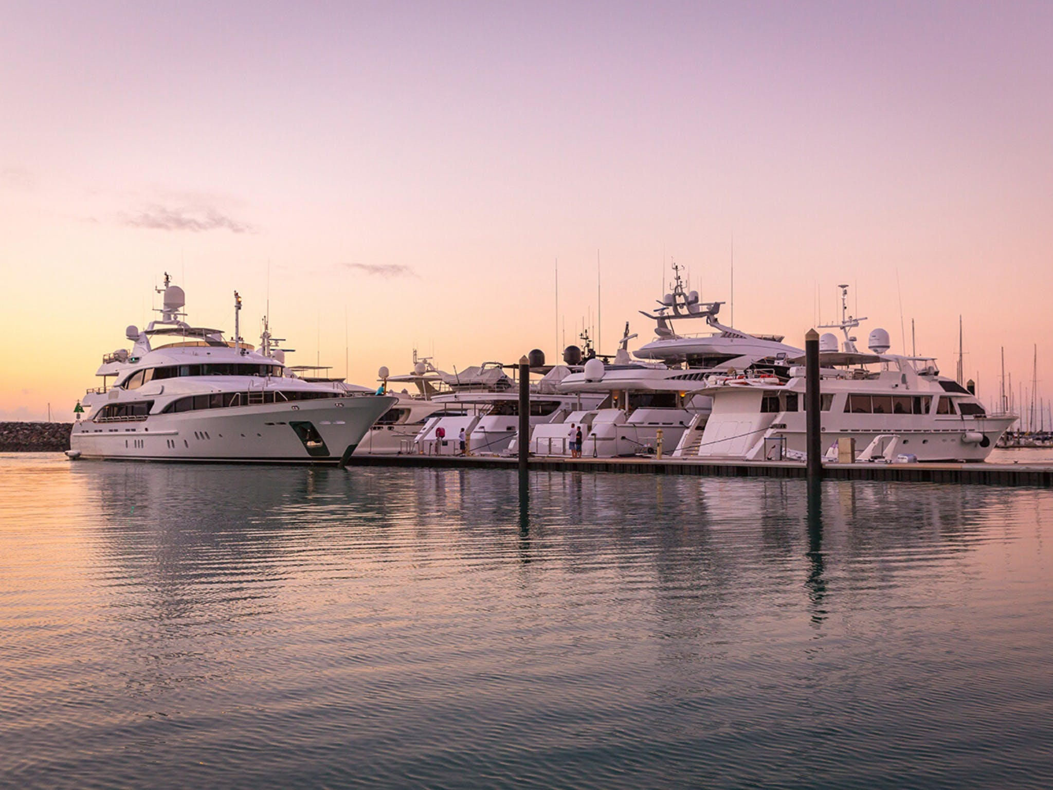 Australian Superyacht Rendezvous - Great Barrier Reef edition - Accommodation Brisbane