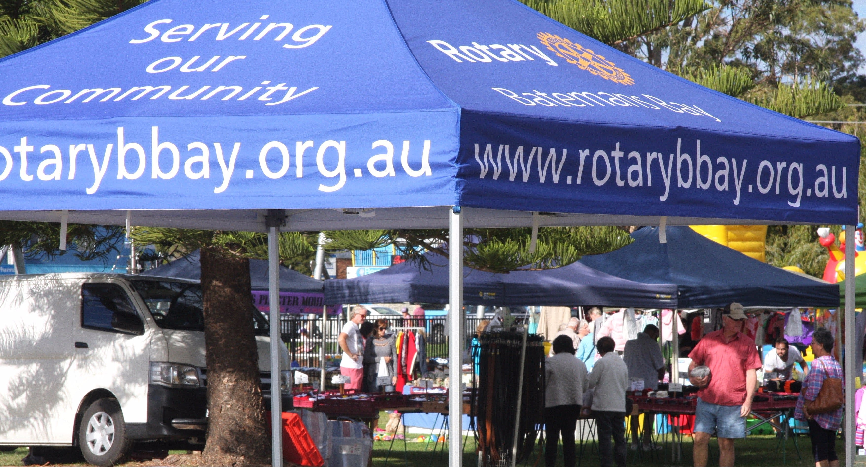 Batemans Bay Sunday Market - Accommodation Brisbane